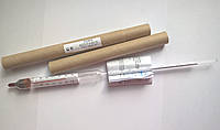 Ареометры для спирта АСП-Т 0-60 % с термометром ГОСТ 18481-81 с Поверкой, фото 1