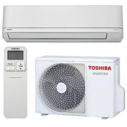 Сплит-система настенного типа Toshiba RAS-24PKVSG-E/RAS-24PAVSG-E, фото 2
