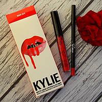 Набор помада с карандашом Kylie Mary Jo K