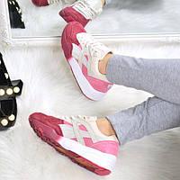 Кроссовки женские Puma Sakura омбре 3550, спортивная обувь