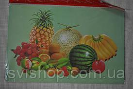 Сервировочная салфетка пластиковая