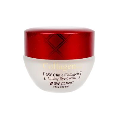 Крем для век с коллагеном 3W CLINIC Collagen Lifting Eye Cream,35 мл