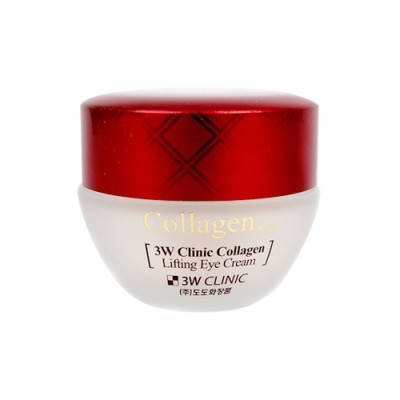 Крем для век с коллагеном 3W CLINIC Collagen Lifting Eye Cream,35 мл, фото 2