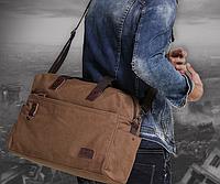 Мужская сумка. Модель 61207, фото 8