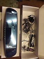 Зеркало заднего вида с манитором+регистратор+камера заднего вида+камера переднего вида ( фронтальная).