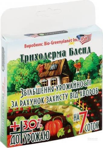 Биопрепараты для увеличения урожайности растений Microzyme Триходерма Бленд 50г