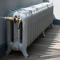 Чугунные радиаторы расписные декоративные старинный стиль