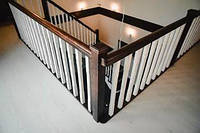 Лестница 22 из массива