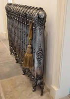 Батареи дворцовый стиль The Antoinette Cast Iron на ножках, фото 1