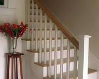 Лестница 21 из массива