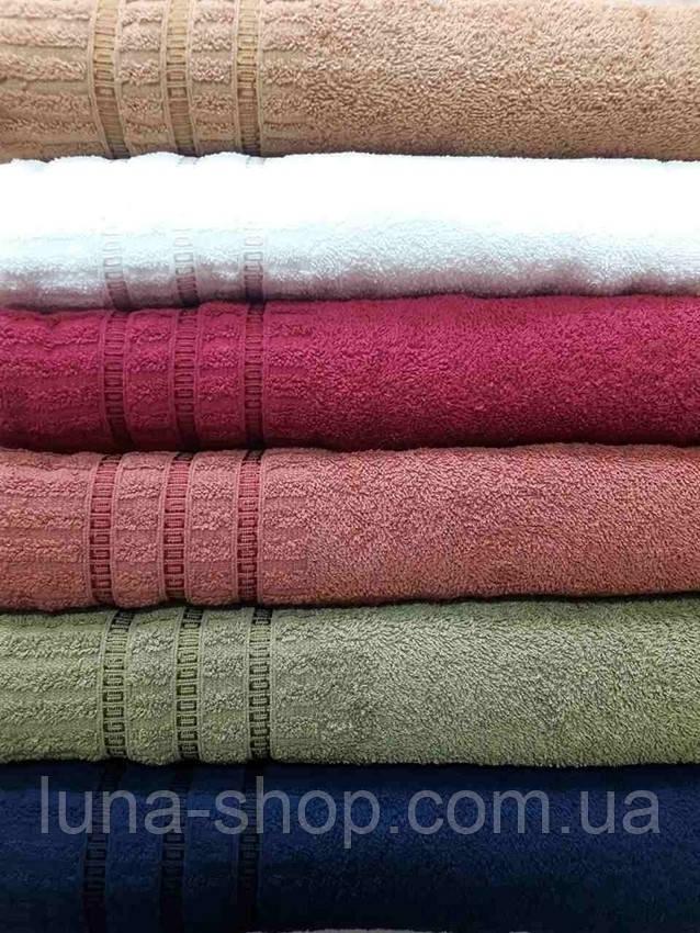 Махровое полотенца 50*90, Турция, хлопок 100%