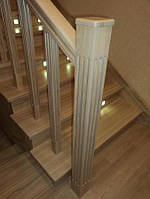 Лестница 23 из массива