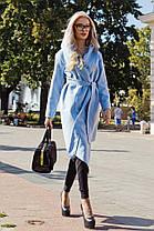 Пальто кашемир + пояс 20/7037, фото 3