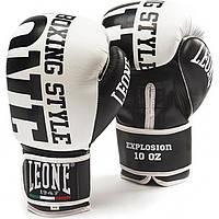 Рукавиці спортивні для боксу LEONE explosion lite
