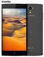 "Мобильный телефон Leagoo Alfa 5  3 G Android 5.1 5.0 "" HD SC7731 QuadCore 1 GB RAM 8GB ROM GPS DualCameras OTG, фото 1"