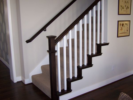 Лестница 26 из массива