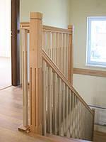 Лестница 27 из массива
