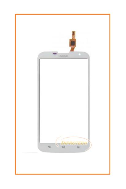 Сенсор (тачскрин) Huawei G730 White Original