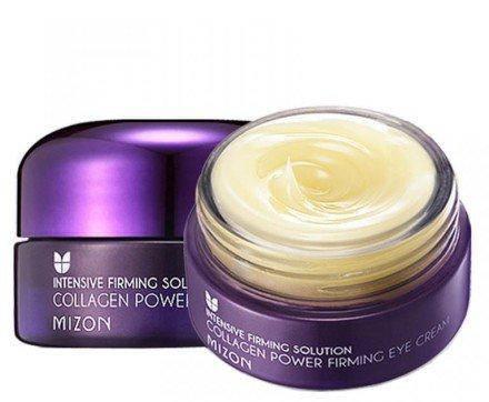 Крем для кожи вокруг глаз c коллагеном Mizon Collagen Power Firming Eye Cream, 25 мл, фото 2