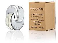 Tester Bvlgari Omnia Crystalline edt 65ml женские