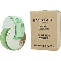 Tester Bvlgari Omnia Green Jade edt 65ml женские