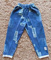 Детские штанишки стрейч джинс
