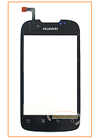 Сенсор (тачскрин) Huawei U8650 Black Original