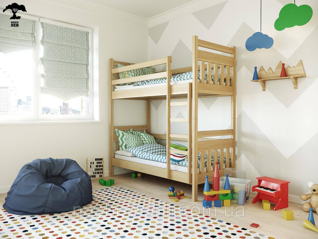 Двоярусне ліжко Умка Л.