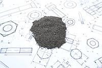 Дробь стальная колотая 1 ГОСТ 11964-81