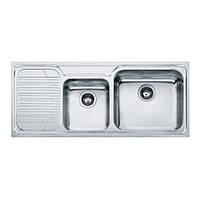 Кухонная мойка FRANKE GALASSIA GAX 620 101.0017.504