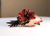 Пышный красный цветок, фото 1