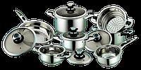 Наборы посуды,чайники,сковородки