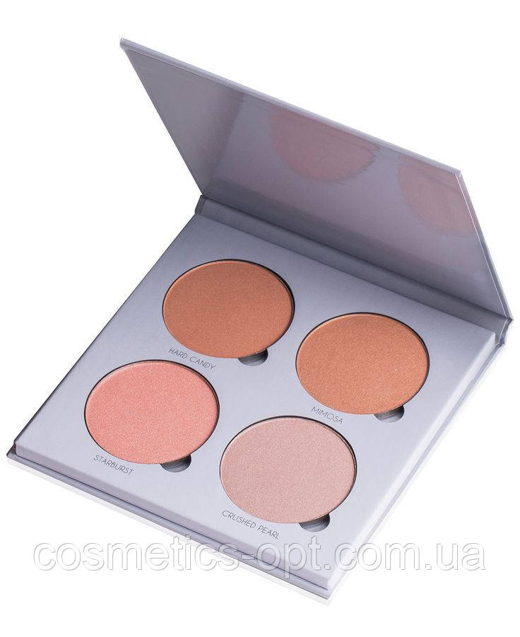 Палетка хайлайтеров Anastasia Beverly Hills Glow Kit (4 color) (реплика)