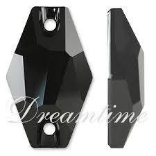 3261 Hexagon 18 mm, Jet (280)