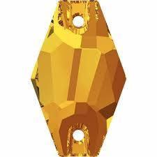 3261 Hexagon 18 mm, Sunflower (292)