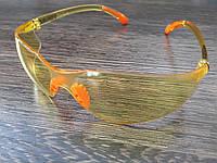 Очки защитные Balance янтарь