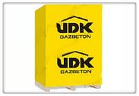 Газоблок UDK-OB 400 100*200*600 мм B2.5 (150шт/уп) (83,33шт/куб.м.)