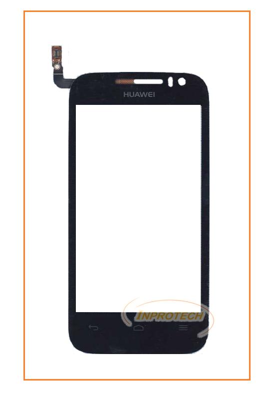 Сенсор (тачскрин) Huawei U8812D Black Original