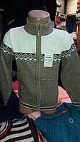 Стильная рубашка обманка для мальчика
