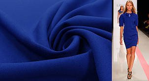 Габардин синий №17, ткань , фото 2