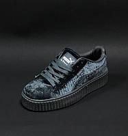 Кроссовки в стиле Puma x Fenty by Rihanna Velvet Creeper