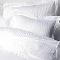 """Комплект постельного белья сатин страйп двуспальный ТМ """"Руно"""", фото 1"""