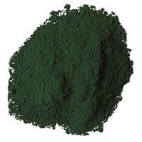 Зеленый темный пигмент, 1 кг