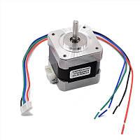Кроковий двигун Nema17 17HS4401 для ЧПУ, CNC, 3D принтера, фото 1