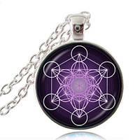 Куб Метатрон - защита и развитие магических способностей