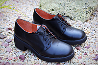 Стильные туфельки из натуральной кожи
