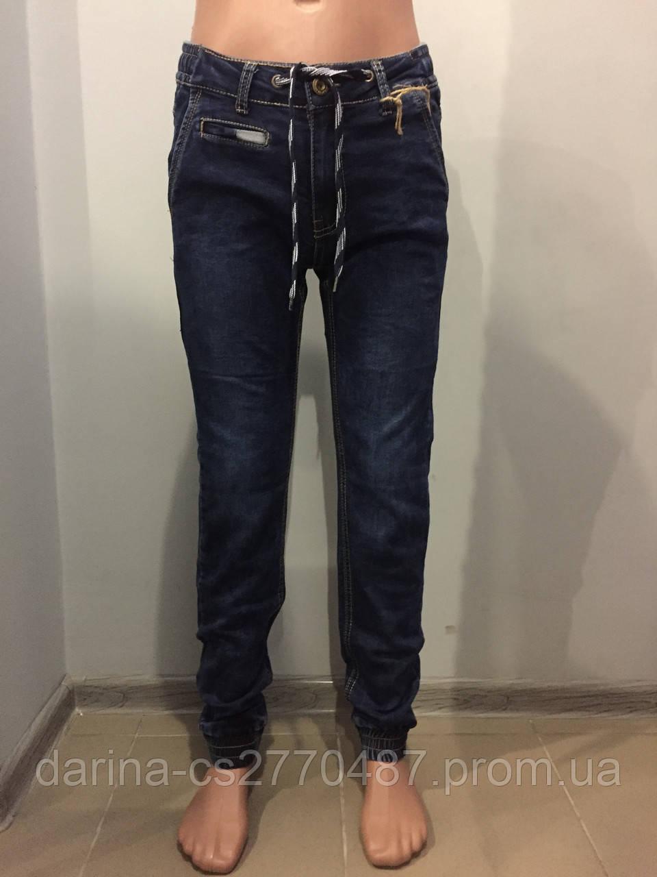 Модные джинсы на мальчика подростка 134,140,164 см