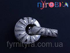 Кліпса шубна (шубний гачок) А, 501, white
