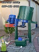 Электрическая  соломорезка 4 кВт, измельчитель стебельчатых кормов