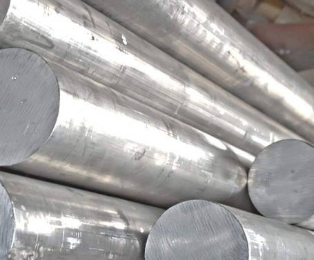 Пруток алюминиевый ф 100 сплав 7075 Т6 аналог В95, фото 2